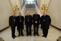 Reunión de la Provincia eclesiástica en Burgos.