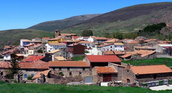 Una imagen de Beratón, en el Moncayo.