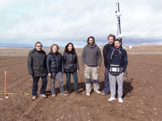 Visita a Augustóbriga/Muro, en Soria. Diputación de Soria