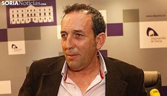 Lozano, diputado de Agricultura en el Palacio Provincial. /SN