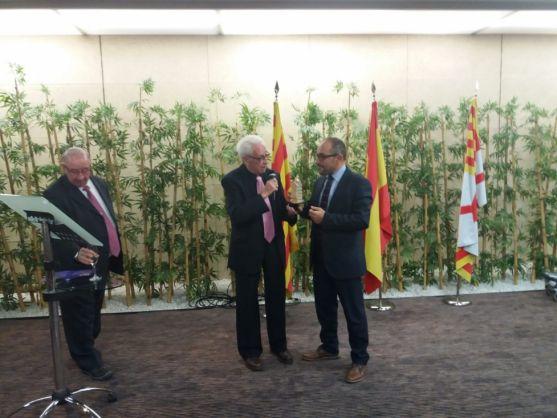 La Casa de Soria en Barcelona celebra su 50 aniversario.