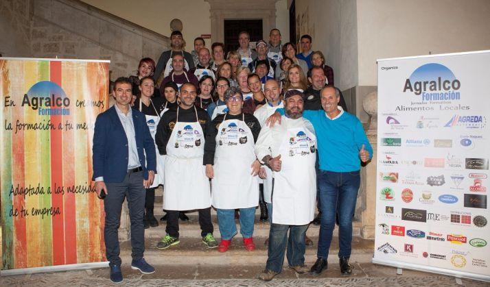 Participantes en una edición anterior. /AF