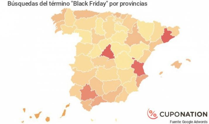 Foto 1 - El Black Friday triunfa en Valladolid y pasa desapercibido en Soria