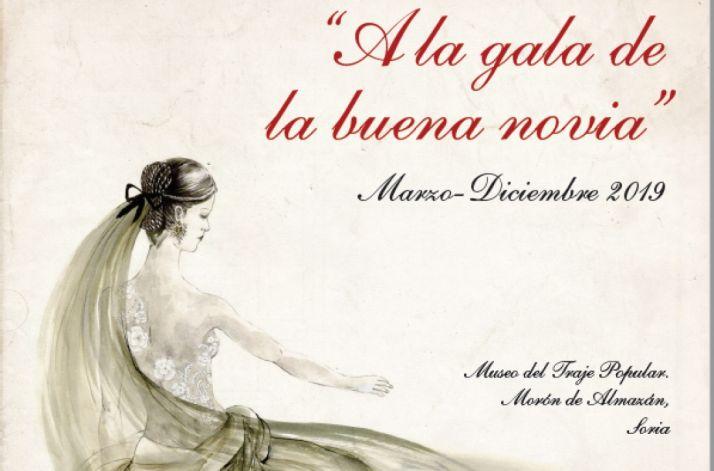 Detalle del cartel de la muestra que se celebrará en Morón en 2019.