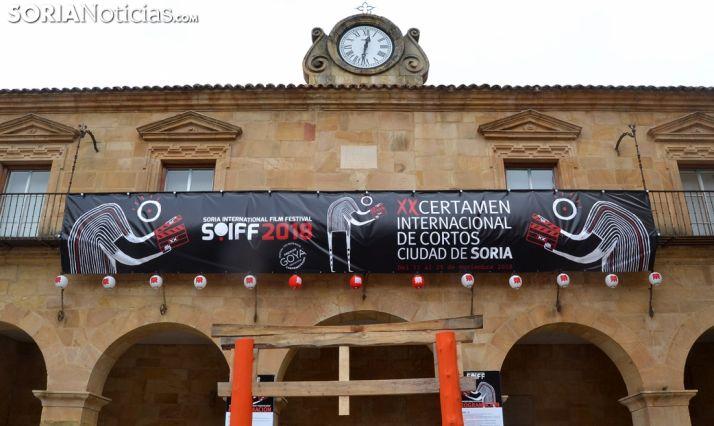 Tarde de cine con la sesión más soriana del Festival de Cortos.