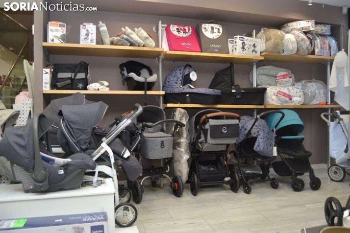 Más que bebés, con Sara Sevillano Jiménez al frente, en Soria