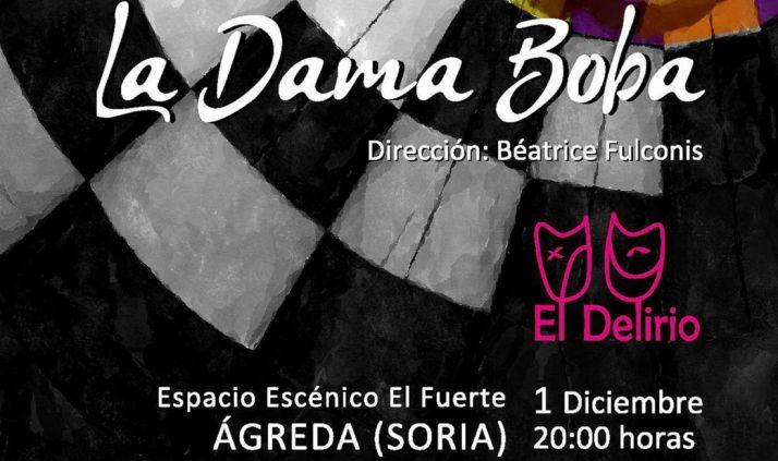 Foto 1 - El sábado, 'La dama boba', teatro en Ágreda
