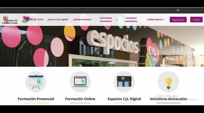 Nueva imagen del portal.