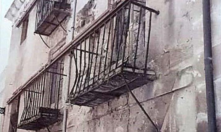 Foto 1 - La muestra 'El Casco Viejo se cae' hasta el 12 de diciembre en el Casino