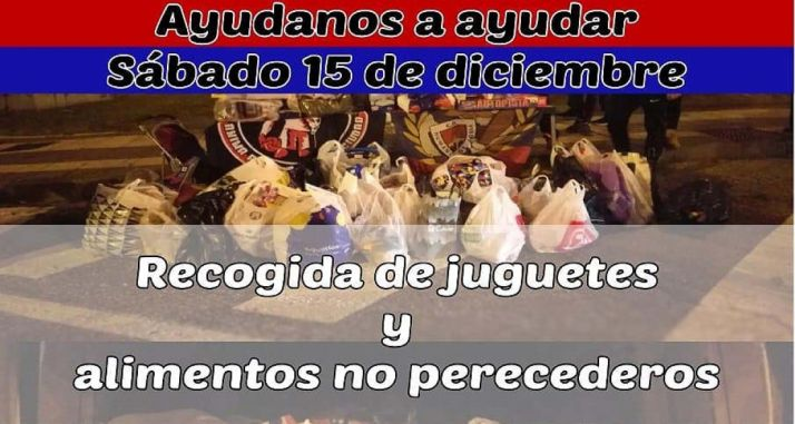 Foto 1 - Orgullo Numantino recogerá juguetes y alimentos en el partido Numancia-Albacete