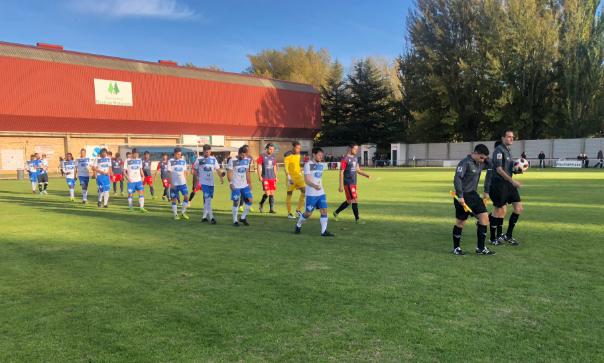 Foto 1 - Agridulce jornada en Tercera División