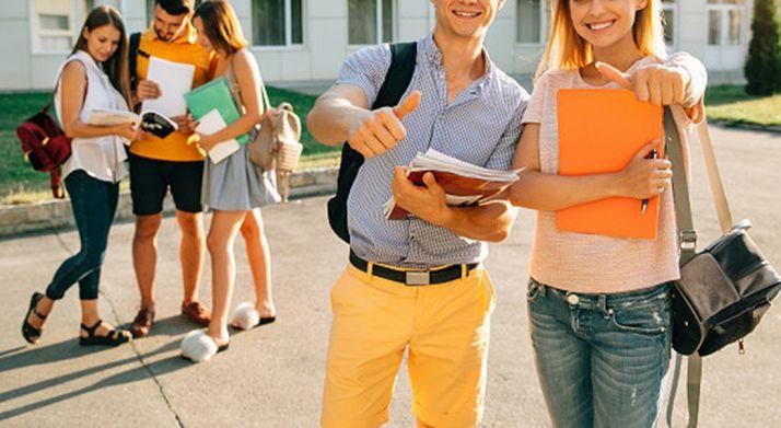 Foto 1 - Educación convoca las becas Erasmus para universitarios de CyL en el curso 2018-2019