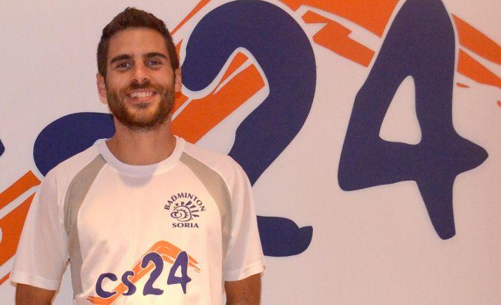 Víctor Ortega, del CBS-CS24.