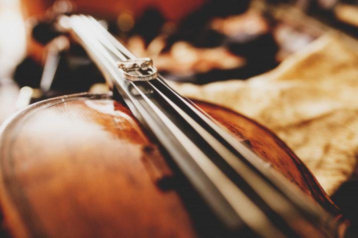 Concierto de violonchelo y arpa esta noche en El Casino. Imagen de archivo