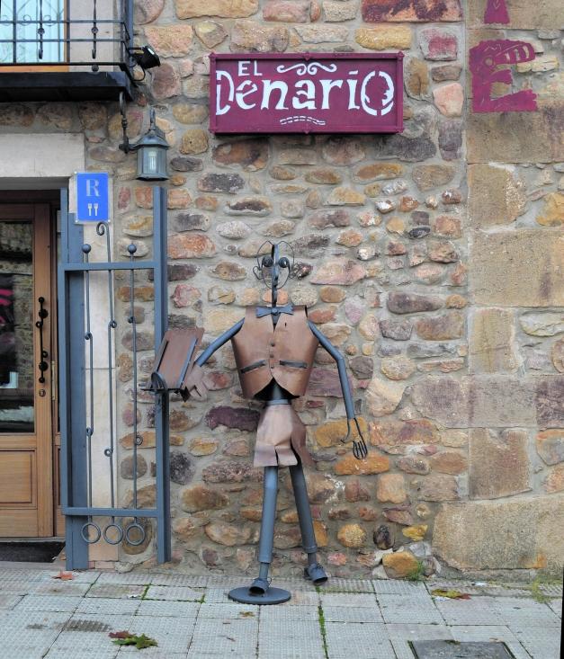 El Denario, en Garray: Esmero de tradición familiar