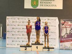 Foto 3 - 9 podios para el Patín Soria en Valladolid