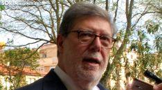 Santiago Apario, presidente de FOES. /SN