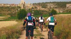 Ruta BTT en Soria. Foto: www.arueda.com