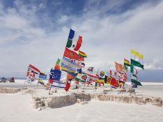 Foto 3 - Los sorianos hacen ondear la bandera de Soria Ya en los 5 continentes