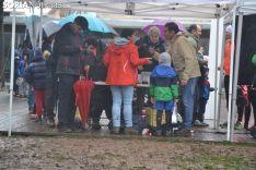 Una de las imágenes de este domingo en la Dehesa. /SN
