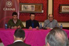Foto 2 - El torero Ortega Cano afirma en Soria que respeta y no comparte las corrientes antitaurinas