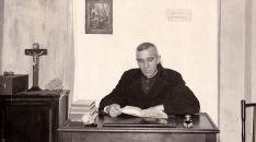 El padre Doroteo Hernández. /DOS
