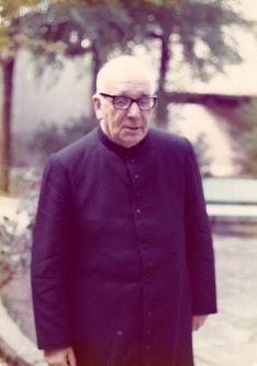 Una imagen del venerable padre Doroteo Hernández. /DOS