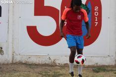 Khali realiza toques en La Arboleda. SN