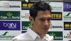Del Pino, en su despedida como jugador en 2016. /SN