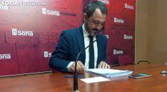 Javier Muñoz, concejal de Hacienda. /SN
