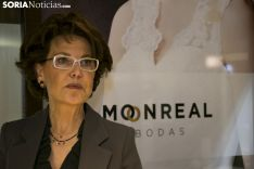 Pilar Monreal, impulsora del evento solidario.