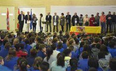 Una imagen de la jornada en el centro educativo este miércoles. /Jta.