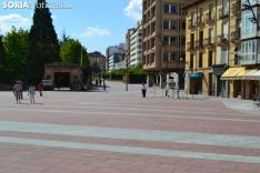 Plaza Mariano Granados. SN