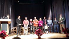 Foto 4 - El Pregón da inicio a la Navidad en El Burgo
