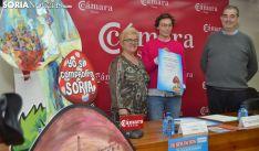 Una imagen de la entrega de premios. /SN