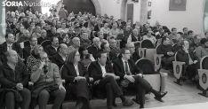 Imagen del Aula Tirso de Molina este viernes. /M-Audiovisuales