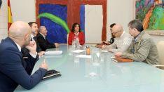 Una imagen de la reunión. /Jta.