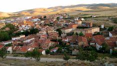 Vista de la localidad cabecera de Tierras Altas.