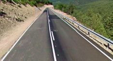 Una imagen de la carretera So-820. /GM