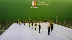 Foto 3 - Exhibición de gimnasia para animar la tarde en Covaleda