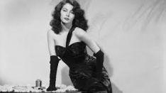 Ava Gardner también tuvo un esporádico hueco en la vida de Marín.