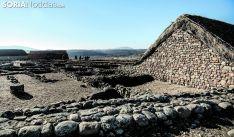 Imagen del yacimiento de Numancia, en Garray. /SN