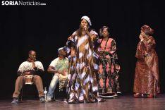 Concierto por el Fortalecimiento de las mujeres africanas.