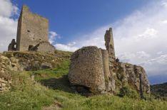 Castillo de Calatañazor. Imagen de archivo