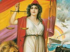 Insignia de la República española. Imagen histórica