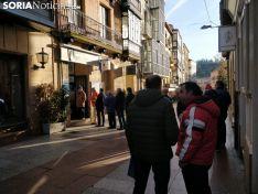 Foto 4 - Soria no pierde la ilusión