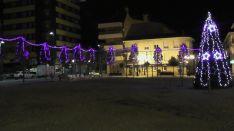 Foto 3 - Ólvega estrena iluminación esta Navidad