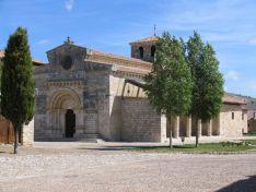 Iglesia de Santa María. Wamba, en Valladolid. /S.N.
