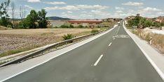 Un tramo de la N-122 entre la capital y Golmayo. /GM