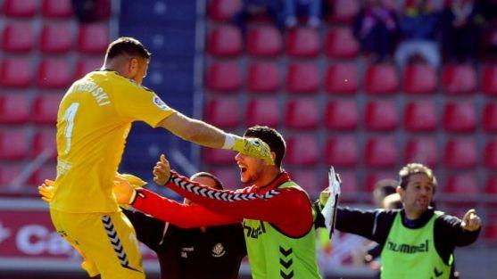 El Nàstic asaltó Los Pajaritos la pasada campaña 2017-18. LaLiga